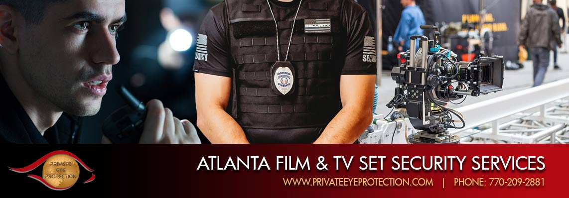 Atlanta Film Movie Security Guard Services