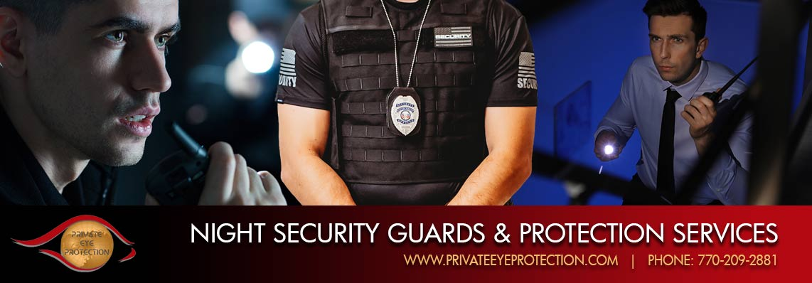 Atlanta Night Security Guard Services