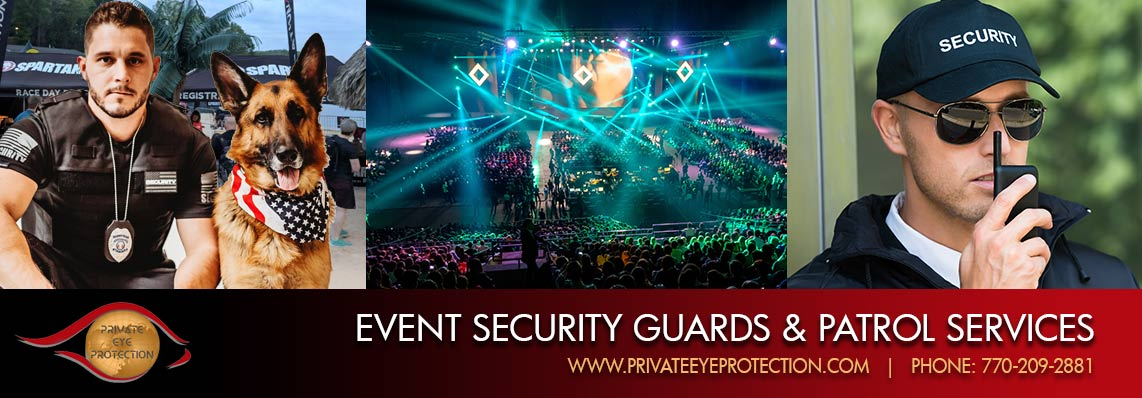 Johns Creek Event Security Guard Service