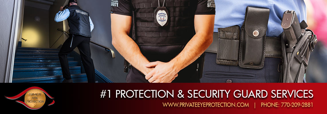 Duluth, GA Event Security Guard Service