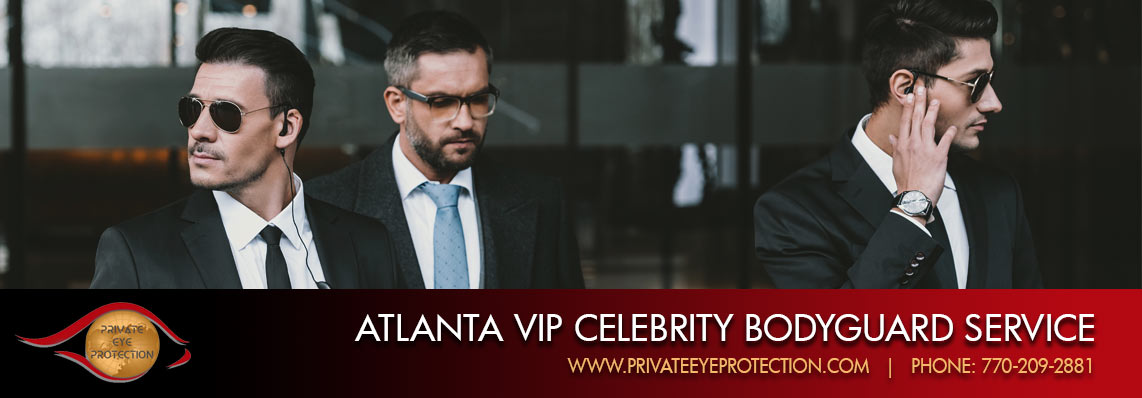 ATLANTA CELEBRITY VIP BODYGUARD PROTECTION SERVICES
