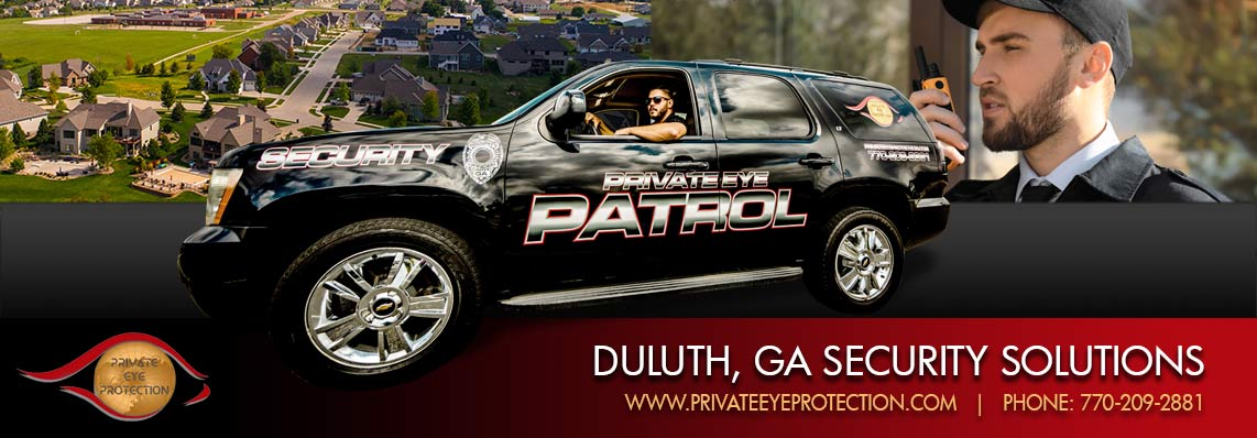 Duluth, GA Security Guard Service