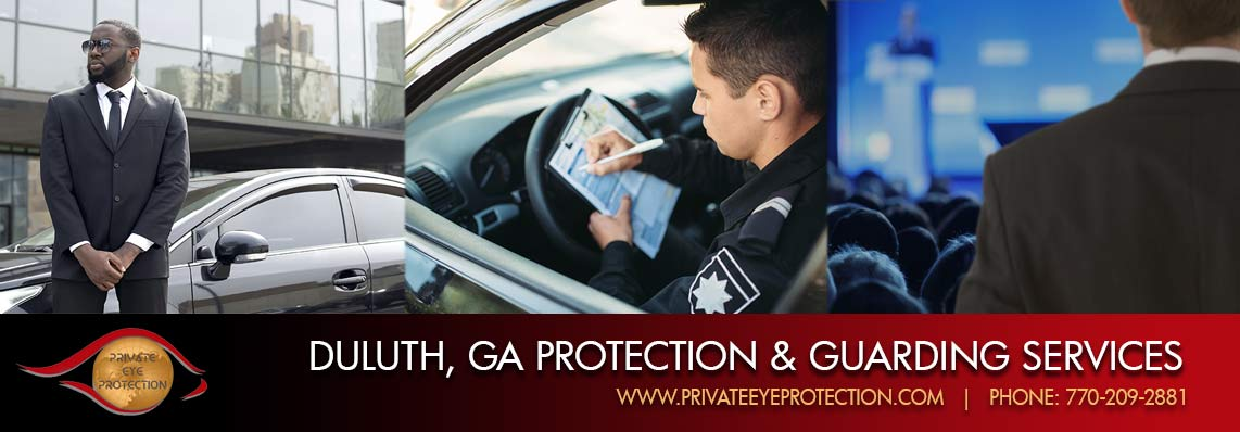 Duluth, GA Armed Security Guard Service