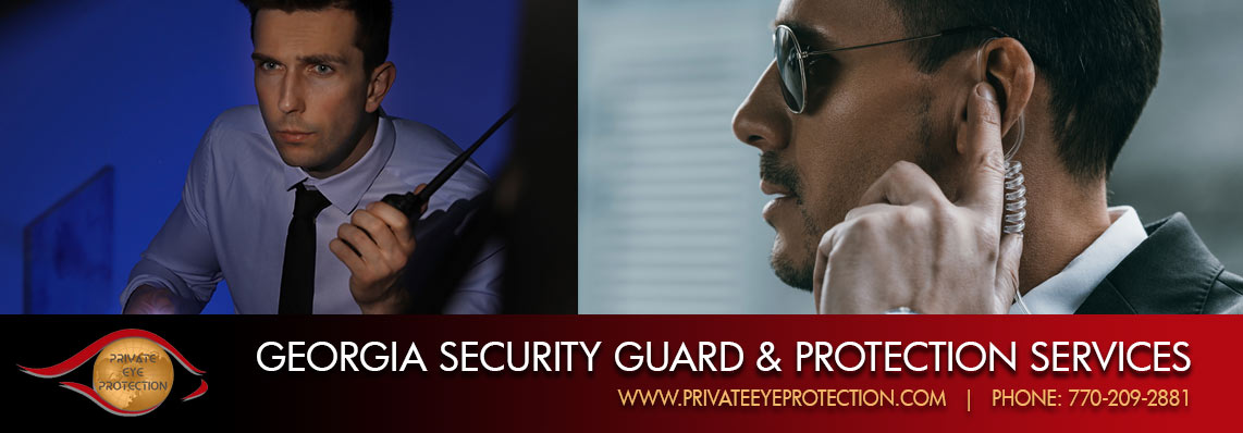GEORGIA SECURITY GUARD SERVICES