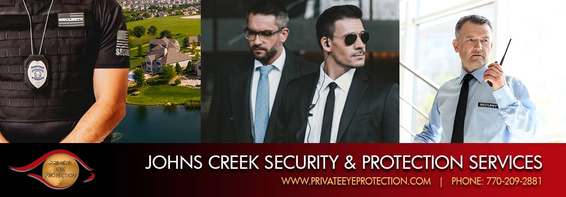 Johns Creek, GA SECURITY GUARD SERVICE