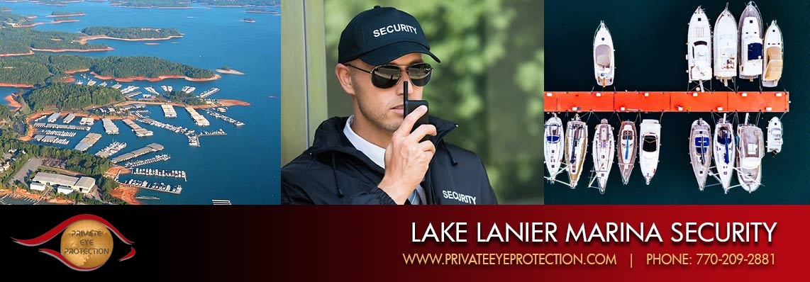 LAKE LANIER MARNIA SECURITY GUARD SERVICES