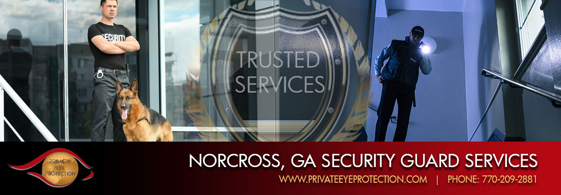 Norcross, GA Security Guard Service